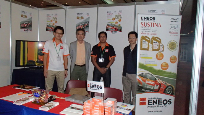 A Positive Response from the Kenya Trade Show - ENEOS